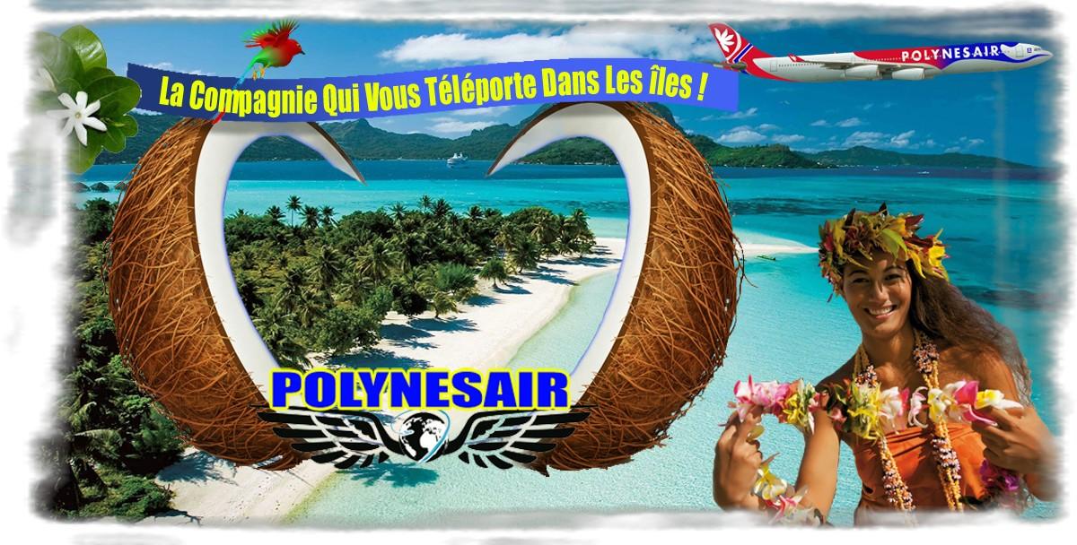 Polynesair Airline